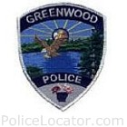 Greenwood Police Department Patch