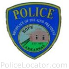 Hope Police Department Patch