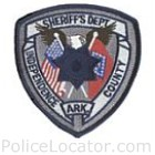 Independence County Sheriff's Department Patch