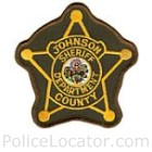 Johnson County Sheriff's Department Patch