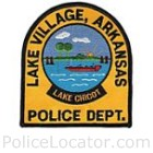 Lake Village Police Department Patch