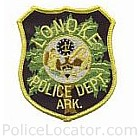 Lonoke Police Department Patch