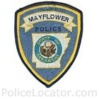Mayflower Police Department Patch
