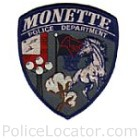 Monette Police Department Patch