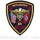 Mulberry Police Department Patch