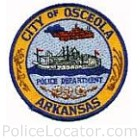 Osceola Police Department Patch