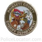 Poinsett County Sheriff's Office Patch