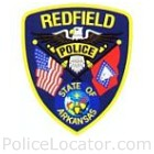 Redfield Police Department Patch