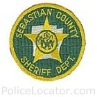 Sebastian County Sheriff's Department Patch