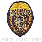 Sheridan Police Department Patch
