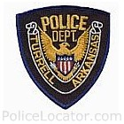 Turrell Police Department Patch