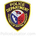 University of Central Arkansas Police Department Patch