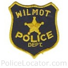 Wilmot Police Department Patch