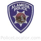 Alameda Police Department Patch