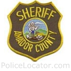 Amador County Sheriff's Office Patch