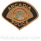 Arcadia Police Department Patch