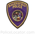 Bakersfield Police Department Patch