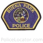Buena Park Police Department Patch