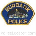Burbank Police Department Patch