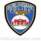 Burlingame Police Department Patch