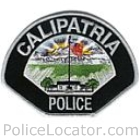 Calipatria Police Department Patch