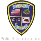 Chico Police Department Patch