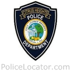 Citrus Heights Police Department Patch