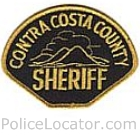Contra Costa County Sheriff's Office Patch