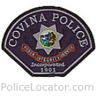 Covina Police Department Patch
