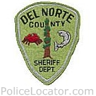 Del Norte County Sheriff's Office Patch