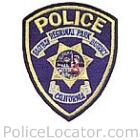 East Bay Regional Park District Police Department Patch