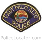 East Palo Alto Police Department Patch
