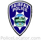 Fairfax Police Department Patch