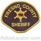 Fresno County Sheriff's Department Patch