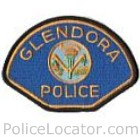Glendora Police Department Patch
