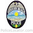Grover Beach Police Department Patch