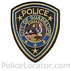 Guadalupe Police Department Patch