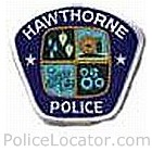 Hawthorne Police Department Patch