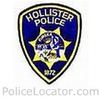Hollister Police Department Patch