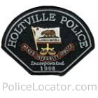 Holtville Police Department Patch