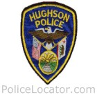 Hughson Police Department Patch