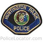 Huntington Park Police Department Patch