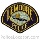 Lemoore Police Department Patch