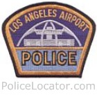 Los Angeles Airport Police Department Patch