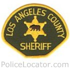 Los Angeles County Sheriff's Department Patch