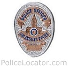 Los Angeles Police Department Patch