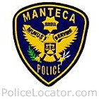 Manteca Police Department Patch