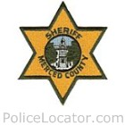 Merced County Sheriff's Office Patch