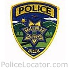 Millbrae Police Department Patch