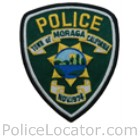 Moraga Police Department Patch